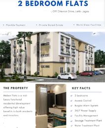2 bedroom Flat / Apartment for sale Of chevron drive chevron Lekki Lagos