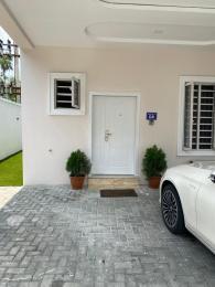 3 bedroom Detached Duplex House for shortlet Conservation Road, Chevron chevron Lekki Lagos