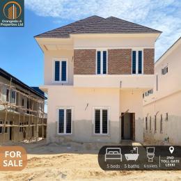 4 bedroom Detached Bungalow for sale Chevron Toll Gate chevron Lekki Lagos