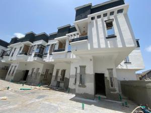4 bedroom Semi Detached Duplex House for sale By second toll gate Lekki Lagos