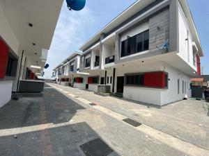 4 bedroom Semi Detached Duplex House for sale After chevron toll gate Lekki Lagos