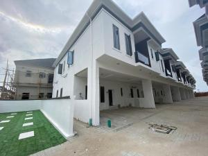 4 bedroom Terraced Duplex House for rent Off orchid road Lekki Lagos