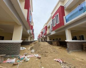 4 bedroom Terraced Duplex House for sale 2nd toll gate Lekki Lagos