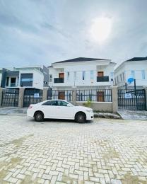 4 bedroom Semi Detached Duplex for rent Just Beside Pinnock Beach Estate Osapa london Lekki Lagos
