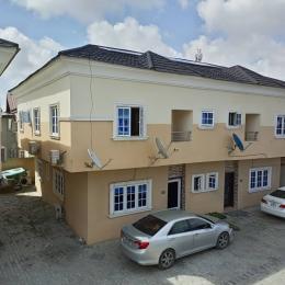 4 bedroom Terraced Duplex for rent Gated Estate Igbo-efon Lekki Lagos