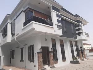 4 bedroom Semi Detached Duplex House for sale Ikate elegushi lekki Ikate Lekki Lagos
