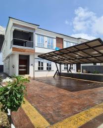 5 bedroom Semi Detached Duplex for sale K Lekki Phase 1 Lekki Lagos