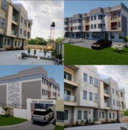 6 bedroom Terraced Duplex for sale Guzape Abuja