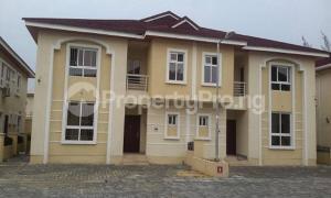 4 bedroom Semi Detached Duplex House for rent Bourdillon Court, Chevron drive chevron Lekki Lagos