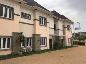 4 bedroom Terraced Duplex House for rent At the back of citec estate mbora Jabi Abuja