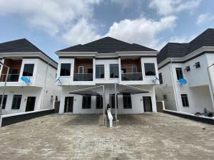 4 bedroom Semi Detached Duplex House for sale Orchid road 2nd tollgate gated estate chevron Lekki Lagos