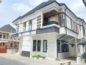 4 bedroom Semi Detached Duplex House for sale Orchid road chevron 2nd tollgate gated estate  chevron Lekki Lagos
