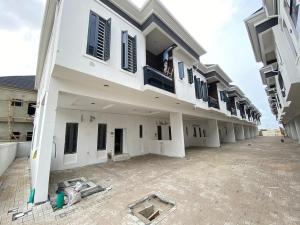 4 bedroom Terraced Duplex House for sale Orchid road 2nd tollgate gated estate  chevron Lekki Lagos