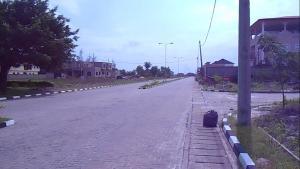 Land for sale Fountain Springville Estate Monastery road Sangotedo Lagos
