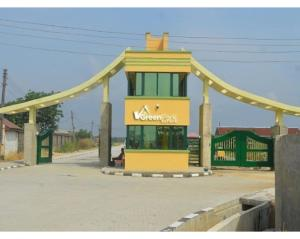 Residential Land Land for sale Green Park Estate, Abijo Abijo Ajah Lagos