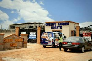 Land for sale Queens Garden Estate, Isheri North Ojodu Lagos