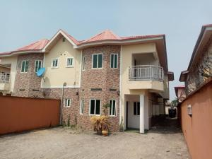 1 bedroom mini flat  Semi Detached Duplex House for rent Admiralty Estate Igbo-efon Lekki Lagos