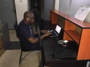 Workstation Co working space for rent 23,dipeolu Street, Off Obafemi Awolowo Way Allen Avenue Ikeja Lagos