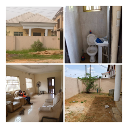 6 bedroom Detached Bungalow House for sale Crystal estate, beside cooperation estate,Amuwo Apple junction Amuwo Odofin Lagos