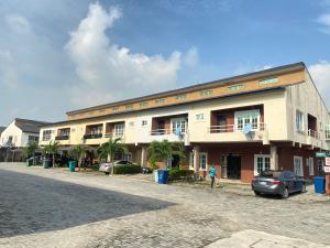 3 bedroom Terraced Duplex House for sale Phase4 Lekki Gardens estate Ajah Lagos