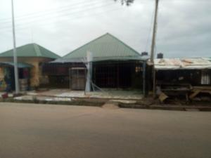 Shop Commercial Property for rent After IK shop along 1st avenue road inside federal housing estate lugbe Lugbe Abuja