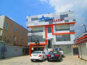 1 bedroom mini flat  Shop Commercial Property for rent chevron drive chevron Lekki Lagos