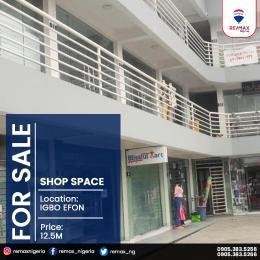 Shop for sale Igbo-efon Lekki Lagos