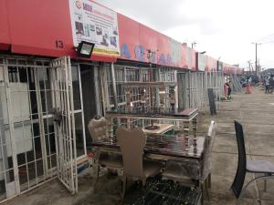 1 bedroom mini flat  Shop Commercial Property for rent Along Ado Road Off Lekki-Epe Expressway Ajah Lagos