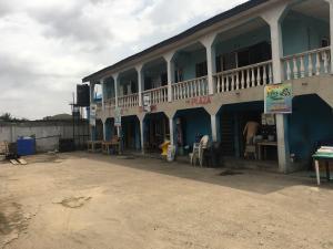 Shop Commercial Property for sale New Oko Oba Inside An Estate Oko oba Agege Lagos