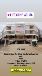 Shop in a Mall for sale Lifecamp Abuja. Life Camp Abuja