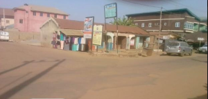 Shop Commercial Property for sale Agbo-Oba Road Ilorin Kwara