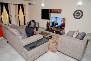 3 bedroom Flat / Apartment for shortlet Cedar Road Osborne Foreshore Estate Ikoyi Lagos
