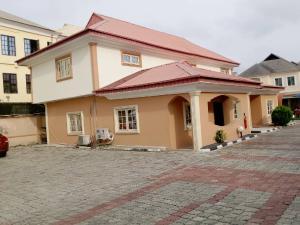 Detached Duplex House for shortlet Chevy view Estate.  Chevron. Lekki chevron Lekki Lagos