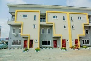 2 bedroom Flat / Apartment for shortlet  Anchor Grounds Estate, by 2nd Toll Gate, Lekki, Lagos. Lekki Lagos