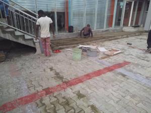 Show Room Commercial Property for rent Facing The Express Way At Sangotedo Sangotedo Ajah Lagos