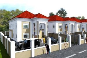 4 bedroom Terraced Duplex House for sale Opposite Federal Housing Authority bridge, Kubwa Karsana Abuja