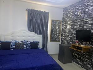 1 bedroom mini flat  Flat / Apartment for shortlet Chevron Alternative Route chevron Lekki Lagos