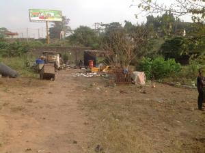 Commercial Land Land for sale Airport Road Airport Road(Ikeja) Ikeja Lagos