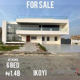 6 bedroom Detached Duplex House for sale Ikoyi West Ikoyi S.W Ikoyi Lagos