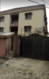 3 bedroom Blocks of Flats House for sale Near canal estate Ago palace Okota Lagos