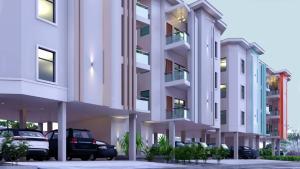 3 bedroom Mini flat Flat / Apartment for sale oral estate  Oral Estate Lekki Lagos