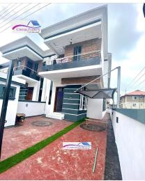4 bedroom Semi Detached Duplex House for sale Chevron Lekki Lagos Nigeria  chevron Lekki Lagos
