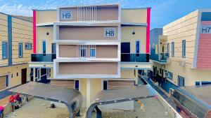 4 bedroom Semi Detached Duplex House for sale Pantheon Homes, Buena Vista Estate, Orchid Road, Close To Chevron Toll Gate Ikota Lekki Lagos
