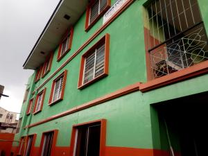 Detached Duplex for sale Off Sipeolu Street Palmgroove Shomolu Lagos