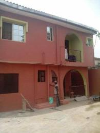 Blocks of Flats House for sale Ikotun ijegun road alagbada bus stop Lagos Ijegun Ikotun/Igando Lagos