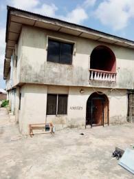 Blocks of Flats House for sale Abumen Off Akesan isuti road Lagos Akesan Alimosho Lagos