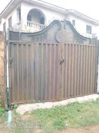 Blocks of Flats House for sale Off Oguntuwashe street Akesan Lasu iba rd Lagos Akesan Alimosho Lagos