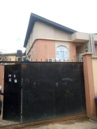 3 bedroom Detached Duplex for sale Agbe Road Abule Egba Lagos
