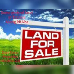 Residential Land Land for sale Tirinmi Idi Aba Abeokuta Ogun