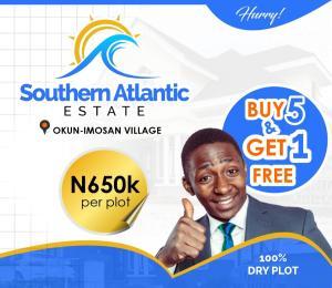 Mixed   Use Land Land for sale Okun imosan Ibeju-Lekki lagos  Ise town Ibeju-Lekki Lagos